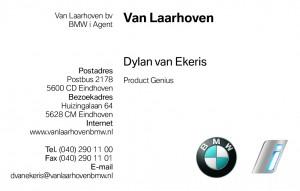 visitek BMW i D v Ekeris eindhoven